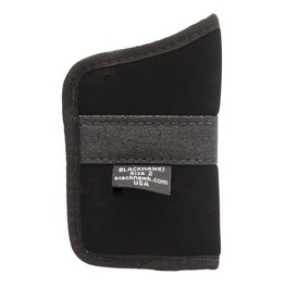 BLACKHAWK PRODUCTS Blackhawk! 40PP02BK Pocket Nylon Holster - Concealment Pocket - .32/.380 Auto