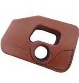 TAGUA GUNLEATHER TAGUA ULTIMATE POCKET HOLSTER, BROWN, #UPK-722