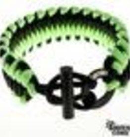 Survival Cord SURVIVAL CORD Firestarter Bracelet LIME & OLIVE, BLUE & GREY or GLOW IN THE DARK