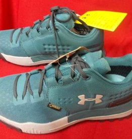 Under Armour WOMEN'S UNDER ARMOUR NEWELL RIDGE LOW GTX SNEAKERS SHOES - SIZE 7 - SMS SAMPLE