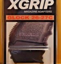 X-Grip XGRIP MAG SPACER FOR GLK 26/27 +5RD