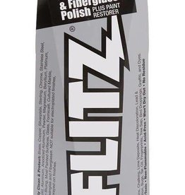 FLITZ PRODUCTS FLITZ POLISH - PASTE 5.29 OZ BOXED TUBE