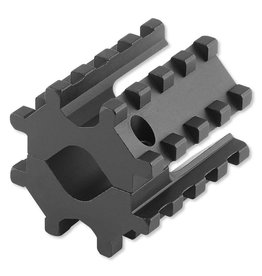 ProMag Industries ProMag Universal Rifle Barrel Mount Quad Picatinny Rail