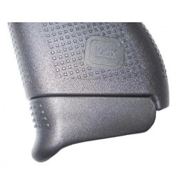 Pearce Grip Pearce Grip Extension Plus for GLOCK 43 +1 Round Polymer Black PG-43+1
