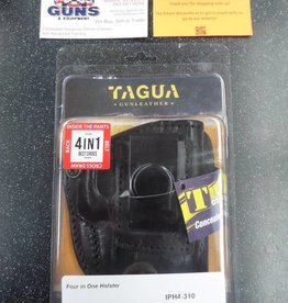 TAGUA GUNLEATHER TAGUA IPH 4-IN-1 FOR GLK 42 RH BLK