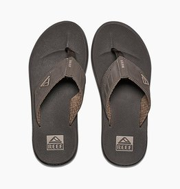 Reef MEN'S REEF FLIP FLOPS BROWN 7 PHANTOMS RF002046