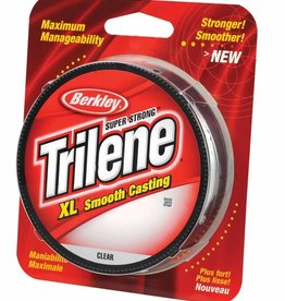 Berkley Solutions Filler Spool 10Lb 300Yds Clear Berkley XLFS10-15 Trilene XL Mono