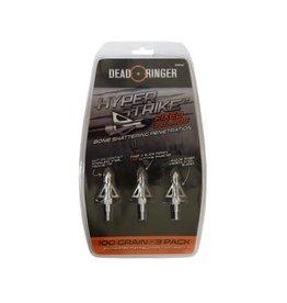 Dead Ringer Dead Ringer HYPER STRIKE fixed 3 blade