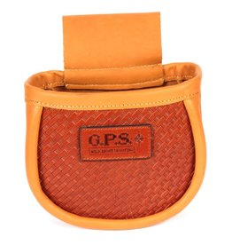 G. Outdoor Products GPS LEATHER DOUBLE SHELL POUCH