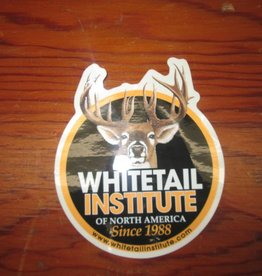 Unbranded Whitetail Institute of North America Since 1988 Decal