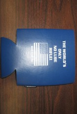 Anderson Manufacturing Anderson Arms Can Coozie Blue