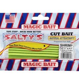 Magic Bait Magic SW-65 Salty's Saltwater Cut Bait, Natural Attractants