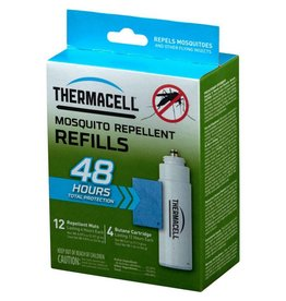 THERMACELL / THERMASCENT Thermacell R4 REFILL VALUE 12REP/4BUTANE