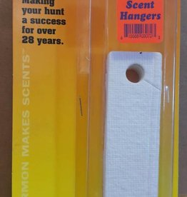 HARMON TROPHY HUNTING PROD. INC. Harmon Scent Hanger 6 Pack