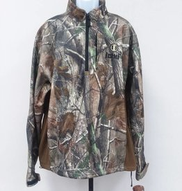 BUSHNELL OUTDOOR ACCESSORIES MENS BUSHNELL REALTREE AP HEAVY FLEECE JACKET XXLarge