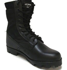Military Uniform Supply MILITARY UNIFORM SUPPLY BLACK BOOTS SIZE 8