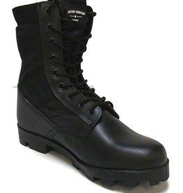 Military Uniform Supply MILITARY UNIFORM SUPPLY BLACK BOOTS SIZE 9