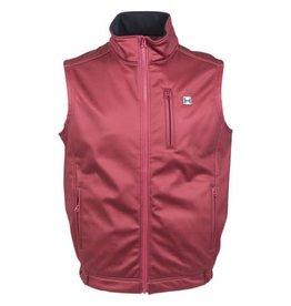 Heybo Outdoors Heybo Hey8806 The Delta Vest Cardinal Size Medium