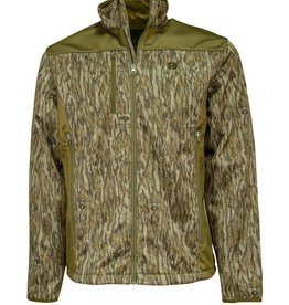 Heybo Outdoors HEYBO HEY8202 SUMMIT SOFT-SHELL BOTTOMLAND CAMO SIZE LARGE