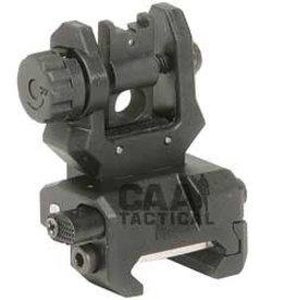 CAA Gear CAA FRS Flip Up Rear Sight