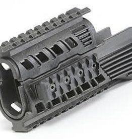 Command Arm Accessories CAA RS47SET AK47 Upper & Lower Handguard set 4 Picatinny Rails
