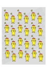Cracker Dude Sticker Sheet
