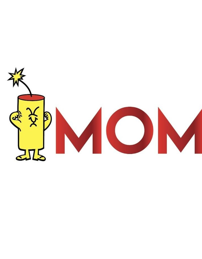 Mom Sticker
