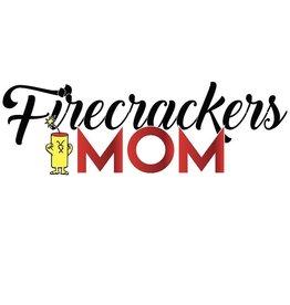 Firecracker Mom Sticker