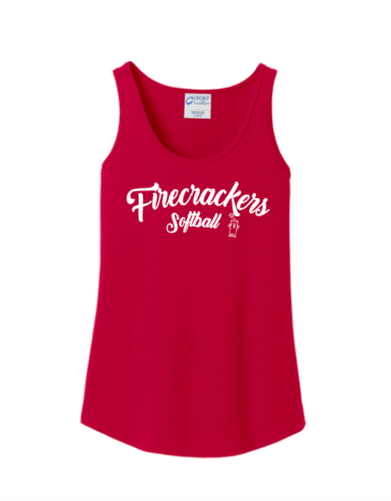 Ladies Tank Top 2019