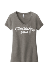 Ladies V-Neck 2019