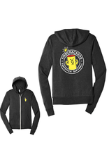 colombia HQ Cracker Dude Zip-Up