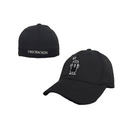Firecracker Dude Hat BLACK&WHITE