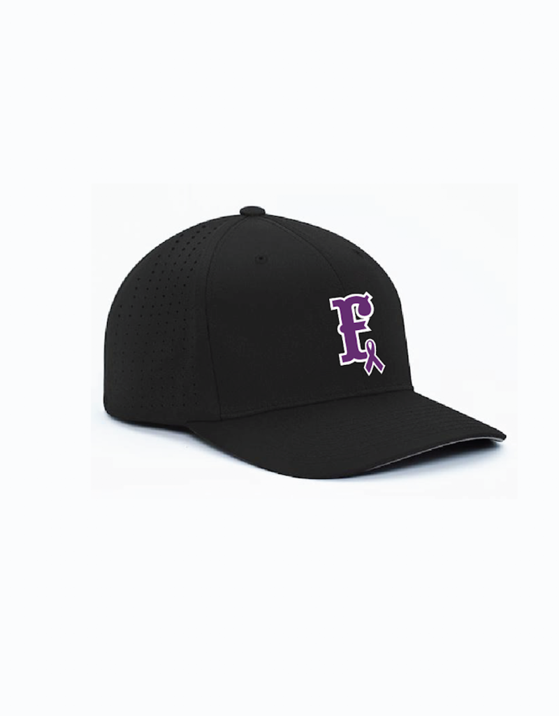 pacific headwear Mental Health Awareness Fitted Hat