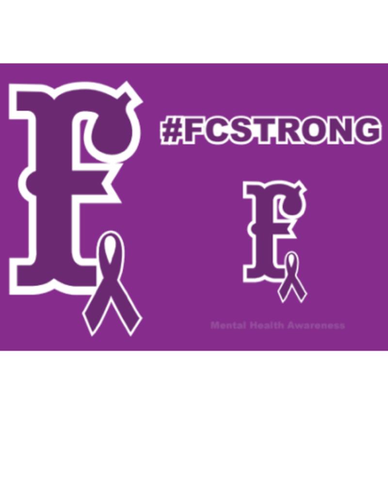Mental Health Awareness Sticker Sheet