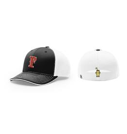 Richardson FC Trucker Fitted Hat (Black/White)