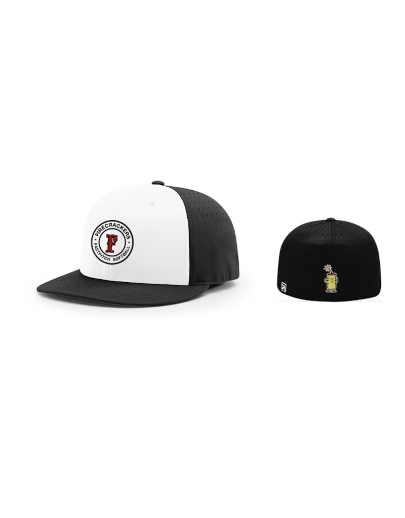 FC R-FLEX Circle Hat (White/Black)