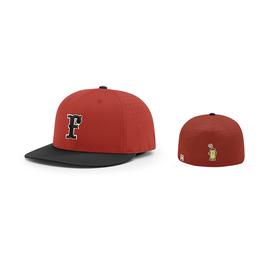 FC R-FLEX Hat (Red/Black)