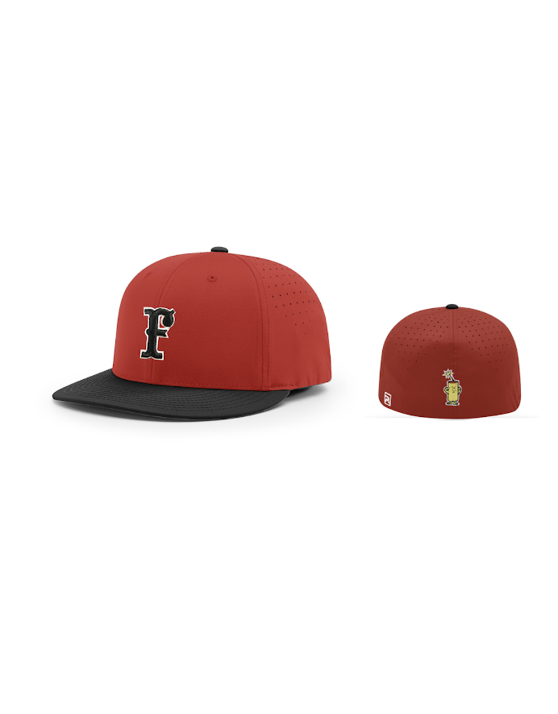 FC R-FLEX Hat (Red/Black)
