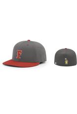 FC R-FLEX Hat (Charcoal/Red)