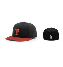 FC R-FLEX Hat (Black/Red)