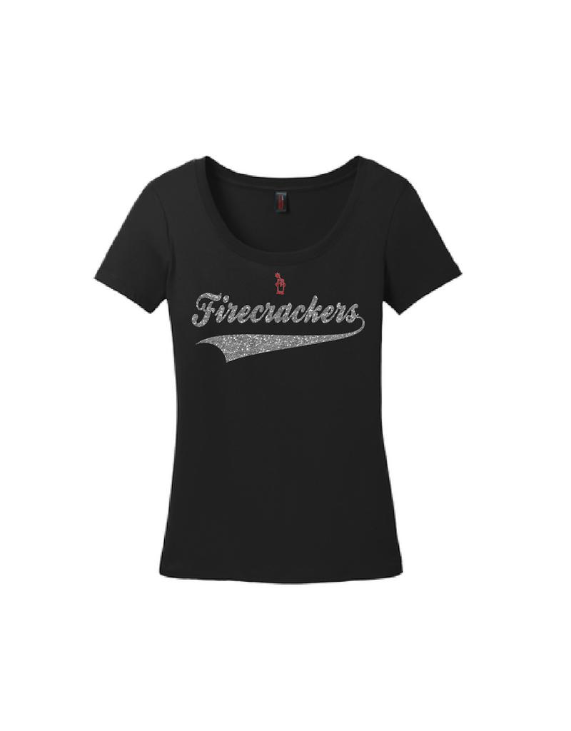 FC Ladies Glitter Shirt