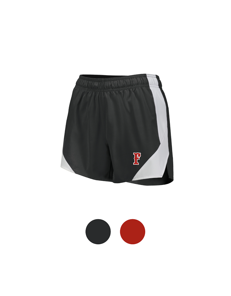 Ladies 2 Tone Shorts