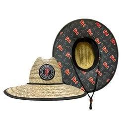 Straw Hat (Underbrim Pattern)