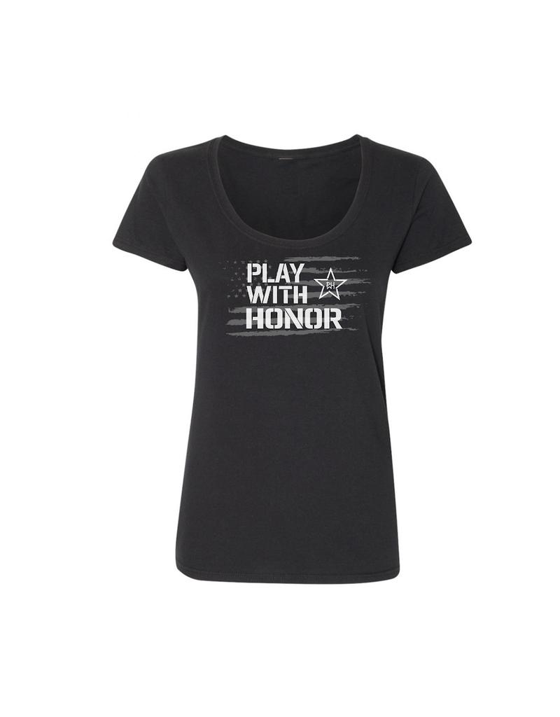 PWH Ladies Flag T-Shirt 2.0