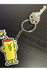 Cracker Guy Key Chain