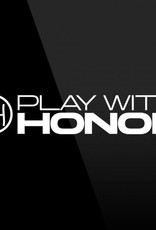car stickers Play With Honor Decal