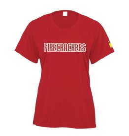 badger Badger Ladies FIRECRACKERS Dri-Fit