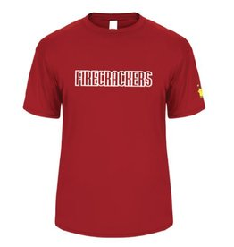 badger Badger Mens FIRECRACKERS Dri-Fit