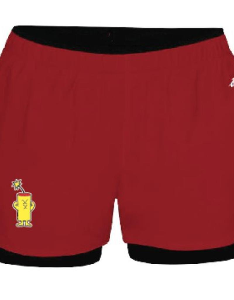 badger Ladies Shorts