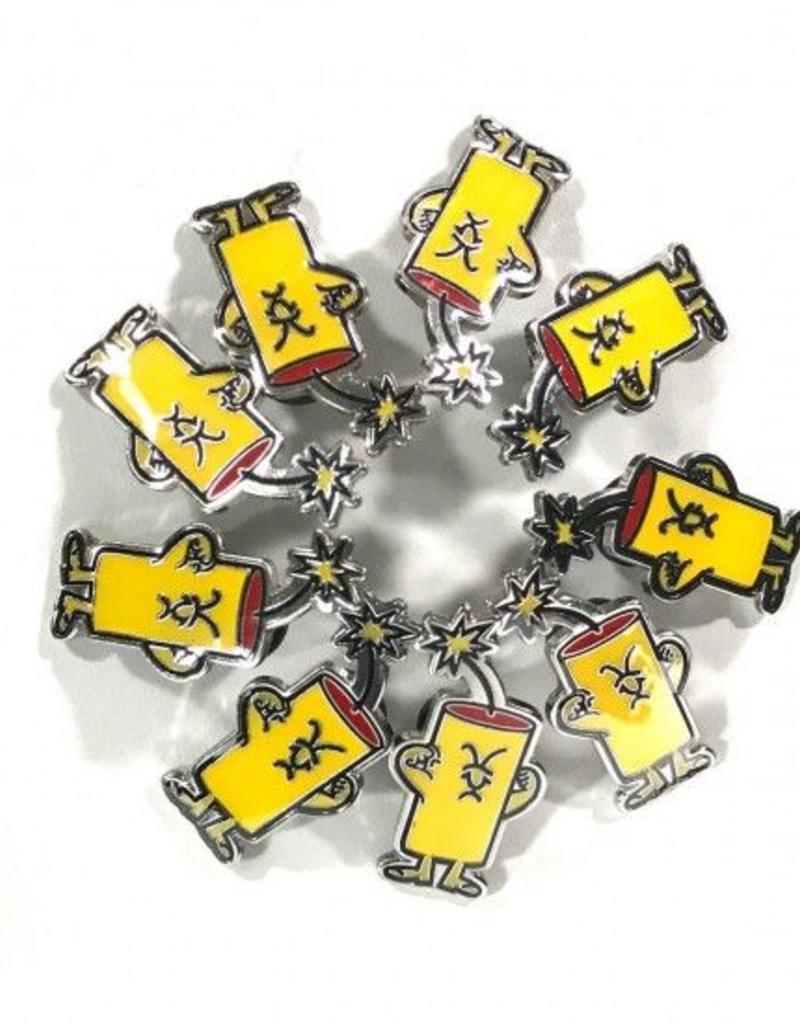 Cracker Guy PIN